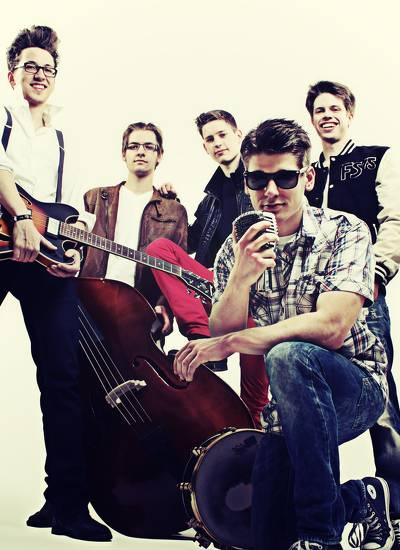 Rocknrollics Rock And Roll Band Tanzband Musik Der50er Jahre