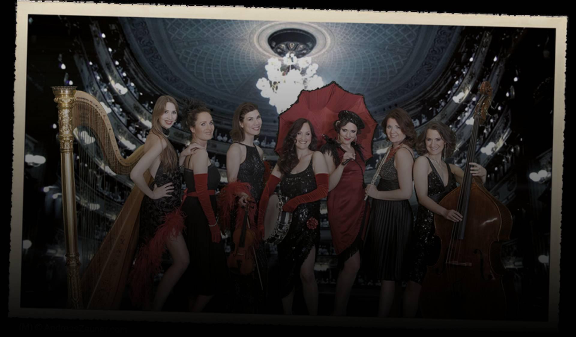 Die Palastsirenen Musikalische Buhnenshow Kunstler Collection